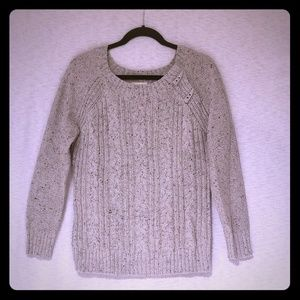 ❄ St. John's Bay Gray Sweater